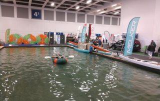 Kanutrestbecken Boot und Fun 2019
